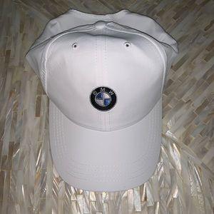 New BMW white Cap